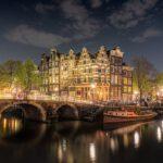 Brug amsterdam - Studentchauffeur Amsterdam