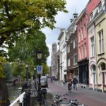 Oude gracht Utrecht - Studentchauffeur Utrecht